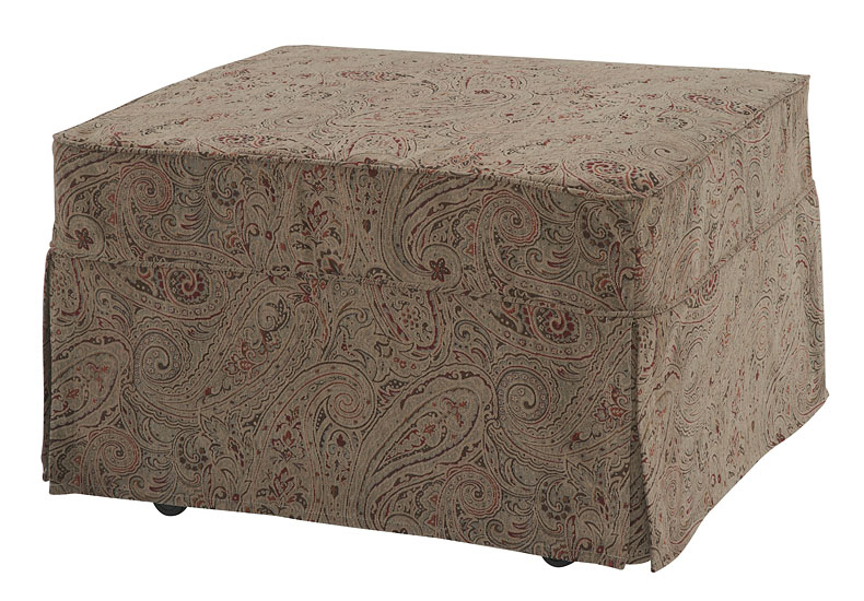 Almond Paisley Slipcover Only